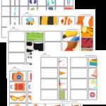 recursos para terapia de processamento visual