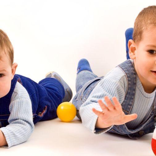 estimulação visual com bolas