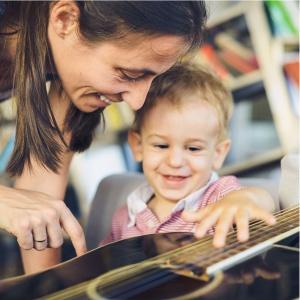estimular para o desenvolvimento auditivo