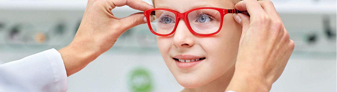 como escolher os Óculos Infantis