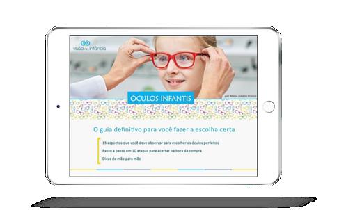eBook sobre óculos infantis