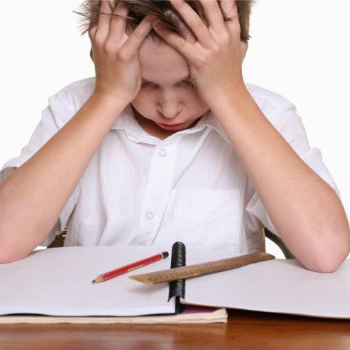 dificuldade de aprendizagem relacionada a problemas visuais